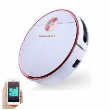 Robot vacuum cleaner LIECTROUX T6S  WIFI  model 2020. 1 year warranty from the manufacturer.