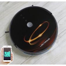 Robot vacuum cleaner LIECTROUX C30B  Brown gold.  WIFI. German brand. European version. 2020 model. 1 year warranty from the manufacturer.