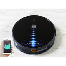 Robot vacuum cleaner LIECTROUX C30B  Lunar path.  WIFI. German brand. European version. 2020 model. 1 year warranty from the manufacturer.